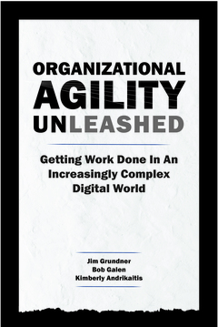 Organizational Agility Unleashed