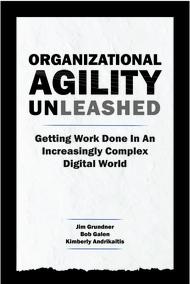 Organizational Agility Unleashed