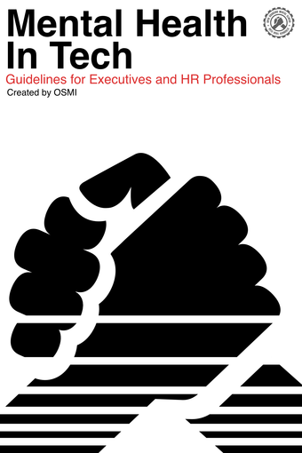 Mental Health in Tech: Guidelines for Executives and HR Professionals