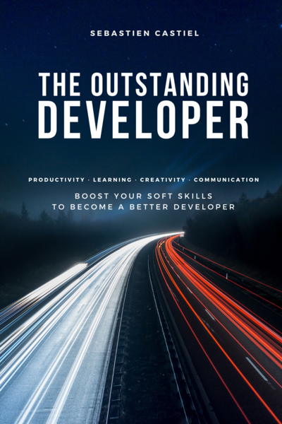 Become an outstanding developer
