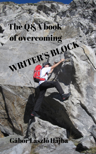 The Q&A book to overcome Writer's Block