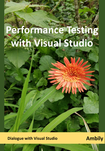 Performance Testing with Visual Studio