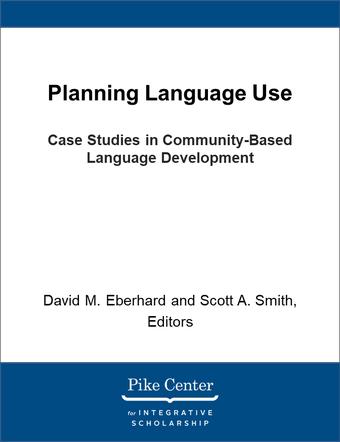 Planning Language Use