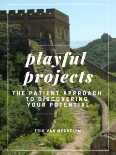 Playful Projects: The Patient Approach to Discovering Your Potential