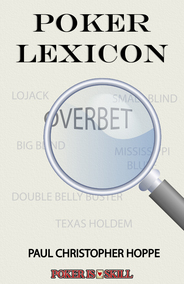 The Poker Lexicon