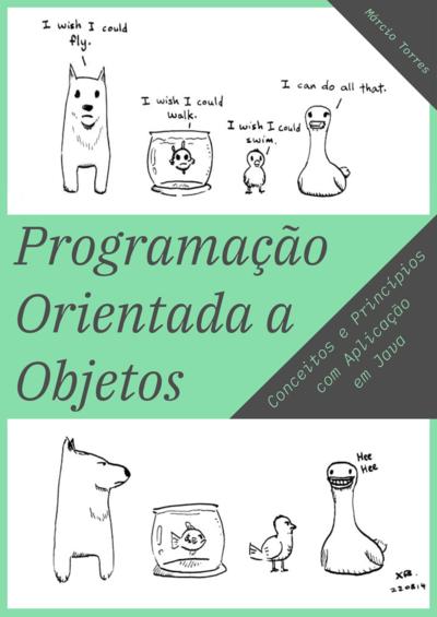 Programação Orientada a Objetos