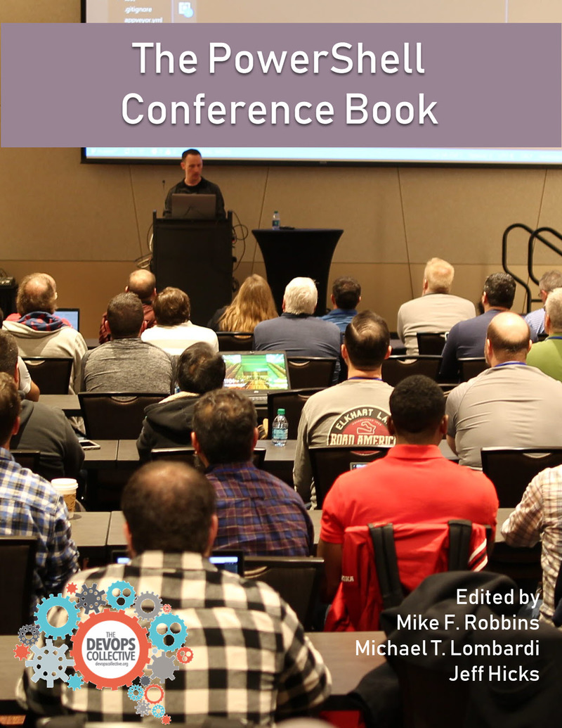 PowerShell Conference… by Mike F Robbins et al  [PDF/iPad
