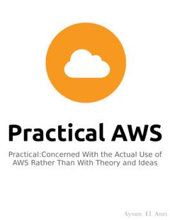 Practical AWS