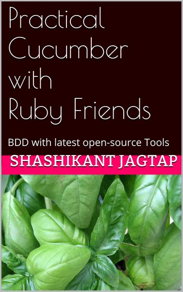Practical Cucumber with Ruby Friends