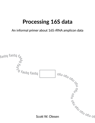 Processing 16S data