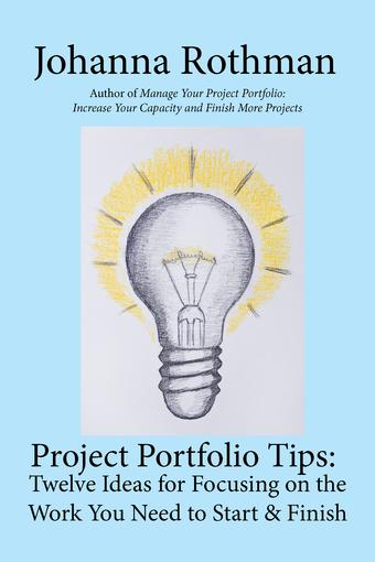 Project Portfolio Tips