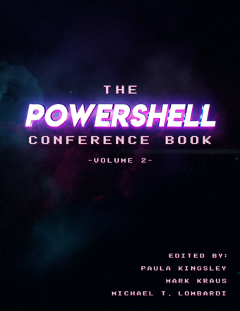 The PowerShell Conference Book