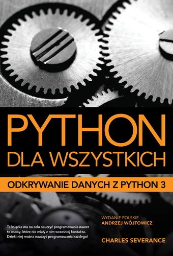 Python dla wszystkich: Odkrywanie danych z Python 3