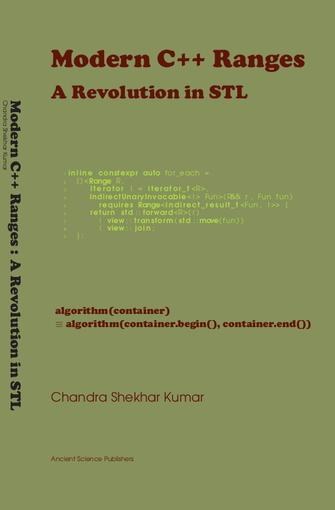 Modern C++ Ranges : A Revolution in STL