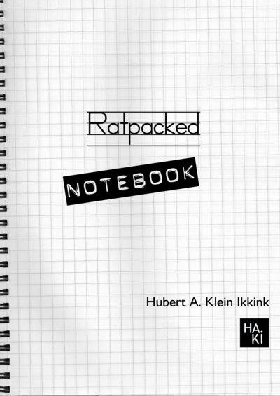 Ratpacked Notebook