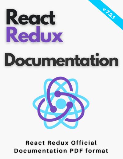 React Redux Documentation