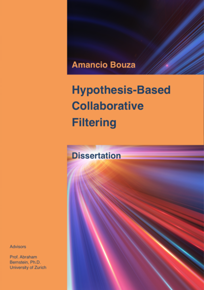 Hypothesis-Based Collaborative Filtering