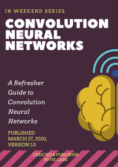 A Refresher Guide to Convolution Neural Networks