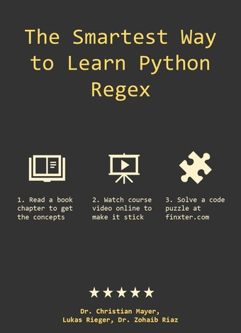 The Smartest Way to Learn Python Regular Expressions