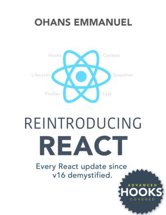 Reintroducing React