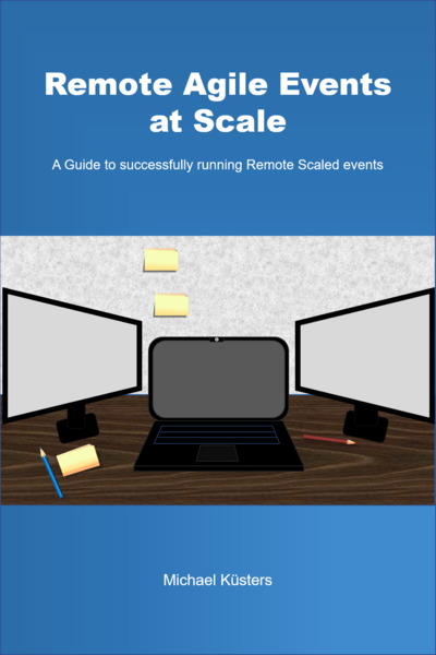 Remote Agile Events at Scale