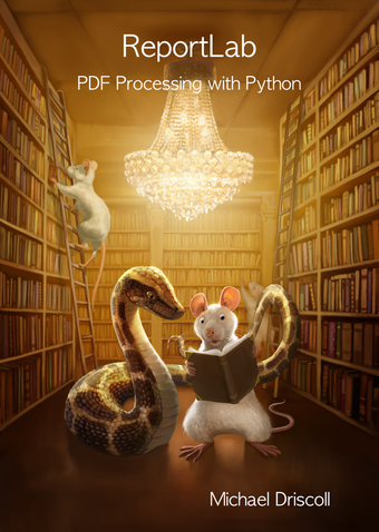 ReportLab - PDF Processing with Python