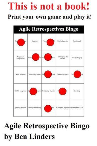 Agile Retrospectives Bingo
