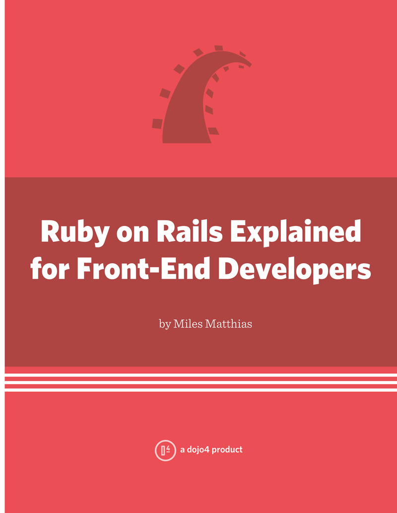 Ruby on Rails Explained for… by Miles Matthias [PDF/iPad/Kindle]