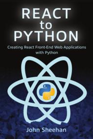 React to Python