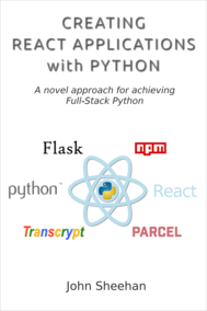 Creating React Applications with Python