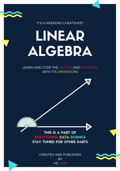 Scratching Linear Algebra in Weekend