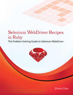 Selenium WebDriver Recipes in Ruby