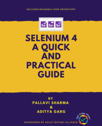 Selenium 4 A Quick and Practical Guide