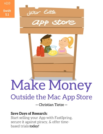 Make Money Outside the Mac App Store