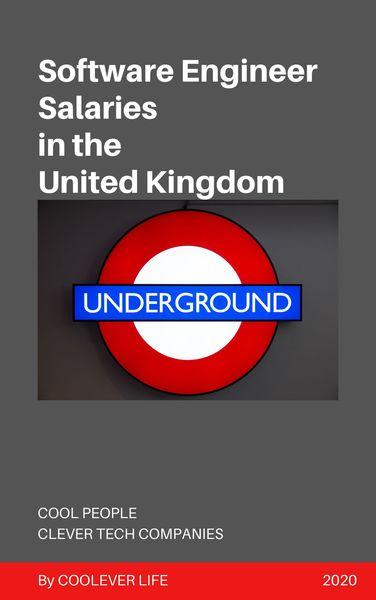Software Engineer Salaries in the United Kingdom