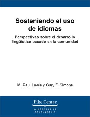 Sosteniendo el uso de idiomas