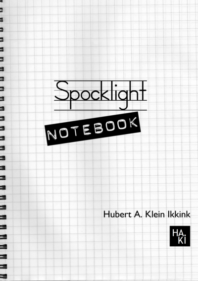 Spocklight Notebook