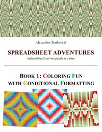 Spreadsheet Adventures - Coloring Fun with Conditional Formatting