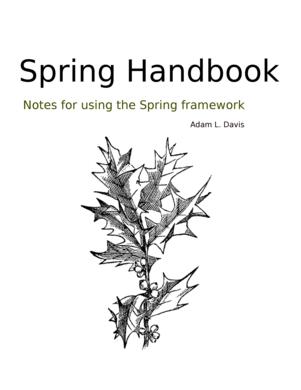 Spring Handbook