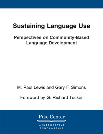 Sustaining Language Use