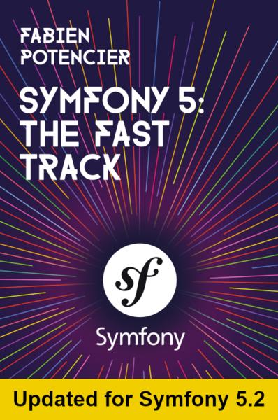 Symfony 5: The Fast Track