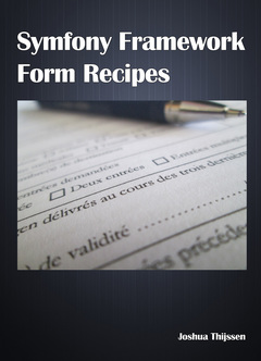 Symfony Framework Recipes - Forms