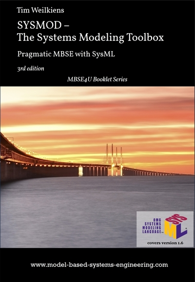 SYSMOD - The Systems Modeling Toolbox, 3rd edition