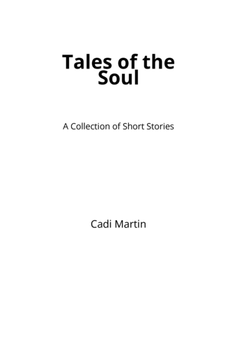 Tales of the Soul