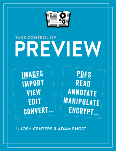 Take Control of Preview