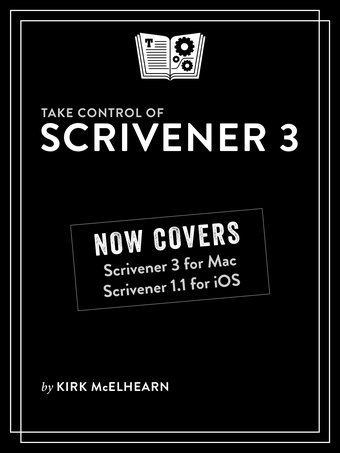 Take Control of Scrivener 3