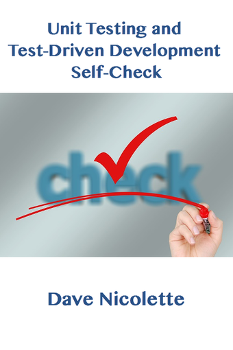 Unit Testing and Test-Driven Development Self-Check