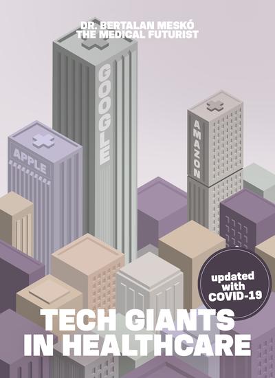 Tech Giants in Healthcare