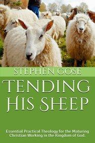 Tending His Sheep