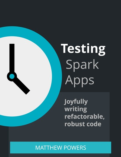 Testing Spark Applications